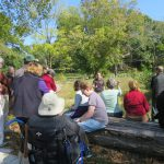 Broad Branch stream restoration enters its next phase with kickoff event