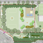 View three options for Hearst Park pool