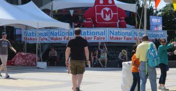 National Maker Faire: When the makers came to Van Ness from all around