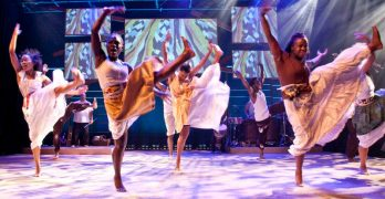 Step Afrika! opening WPA's 50th season Friday at UDC's Theater of the Arts
