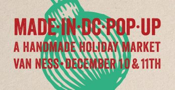 Shop local makers at the first-ever Van Ness holiday market Dec. 10-11